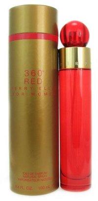 Perry Ellis 360 Red By Perry Ellis For Women. Eau De Parfum Spray 3.4 Ounces $21.99 thestylecure.com
