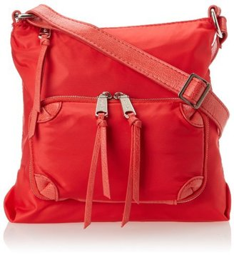 Co-Lab by Christopher Kon Maxi Nylon Cross Body Bag