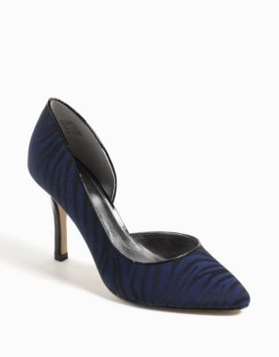 Anne Klein Zya Animal Print Pumps
