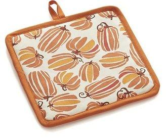 Crate & Barrel Autumn Pumpkins Pot Holder