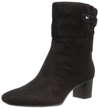 Bandolino Women's Dallon Suede Boot $99 thestylecure.com