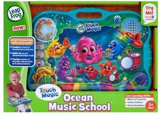 Leapfrog Touch Magic Ocean Music School