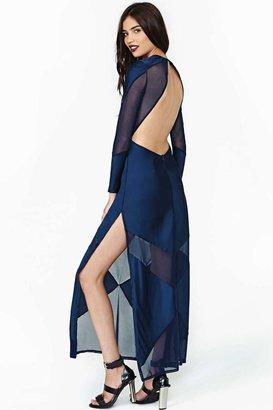 Nasty Gal Collection Paragon Maxi Dress