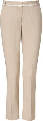 Paul Smith Beige Cotton Blend Pants