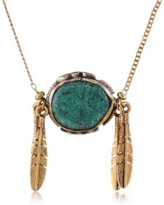 Vanessa Mooney Heavens Door Necklace, 19.25""