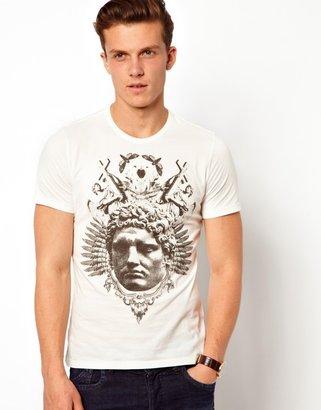 Benetton Printed T-Shirt