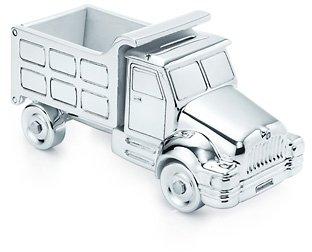 Tiffany & Co. Dump truck bank