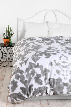 Urban Outfitters Plum & Bow Damask Duvet Cover