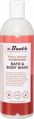 Ulta C. Booth Honey Almond Nourishing Body Wash