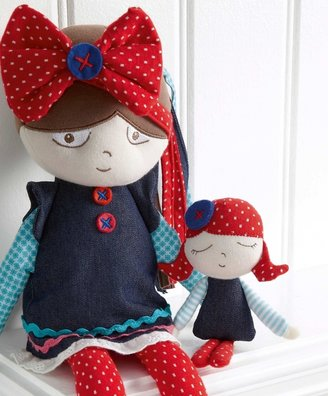 Mamas and Papas Plush Toy Molly and Dolly
