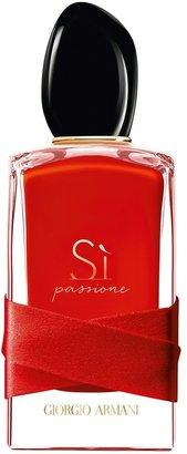 Giorgio Armani Si Passione Red Maestro Eau De Parfum 100ml
