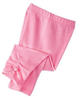Circo Newborn Girls' Legging - Dazzle Pink