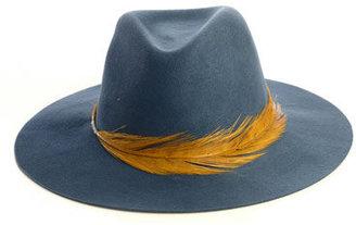 Eugenia Kim Georgina relaxed fedora hat