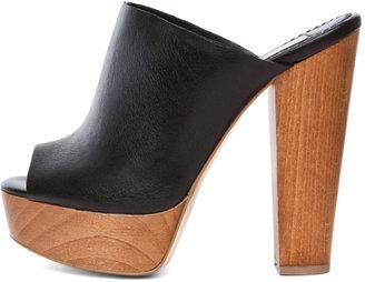 Stella McCartney Amil Platform Sandals in Black