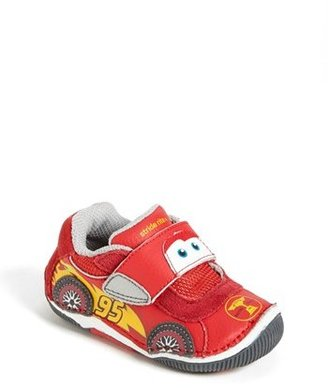 Stride Rite 'Lightning McQueen' Sneaker (Baby, Walker & Toddler)