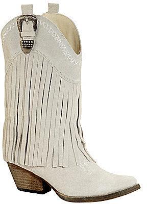 Volatile Hillside Western-Inspired Boots