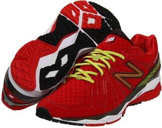 New Balance M890v2 (Black/Red) - Footwear