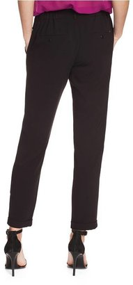 GUESS Tara Crepe Pull-On Trousers