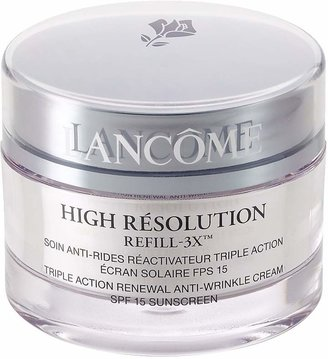 Lancôme HIGH RESOLUTION REFILL-3X SPF 15