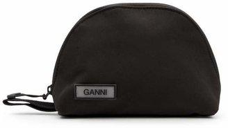 Ganni Small Tech Fabric Toiletry Bag