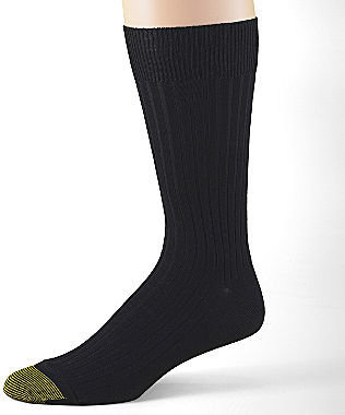 Gold Toe 3-pk. Canterbury Crew Socks-Big & Tall