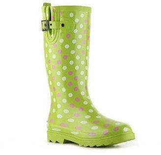 Chooka Dot Drop Rain Boot