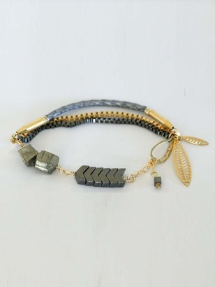 Kris Nations Mesilla Multi Layer Bracelet