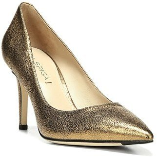 Women's Via Spiga 'Carola' Pointy Toe Pump $195 thestylecure.com
