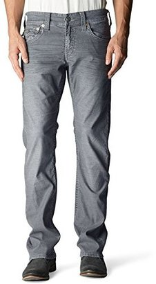True Religion Men's Ricky Straight Fit Lightweight Jean