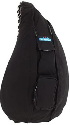 Kavu Rope Bag (Black) Bags