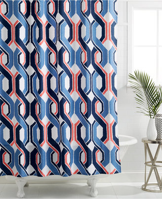 Trina Turk CLOSEOUT! Coastline Ikat Shower Curtain
