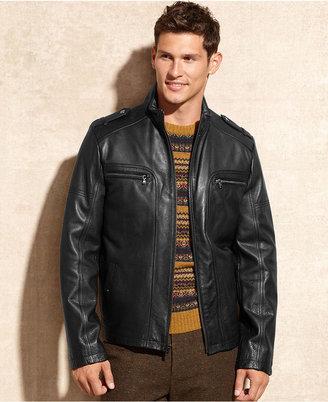 Kenneth Cole Reaction Jacket, Leather Jacket