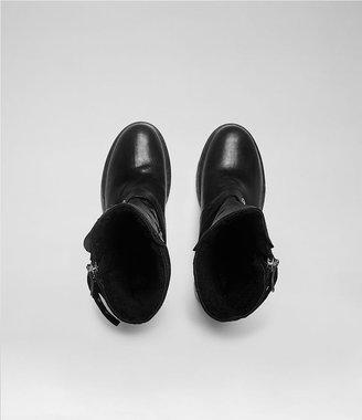 AllSaints Kawai Shearling Boot