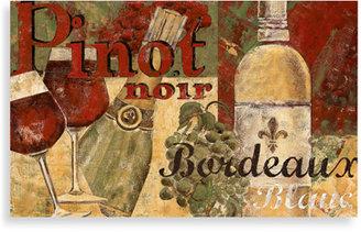 Bed Bath & Beyond Calm Chef Wine Floor Mat
