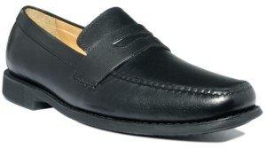Johnston & Murphy Men's Comfort Ainsworth Penny Loafer Men's Shoes