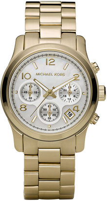 Michael Kors Mother-of-Pearl Watch