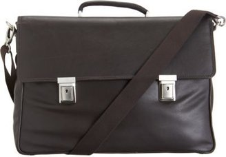 Barneys New York Top Handle Briefcase