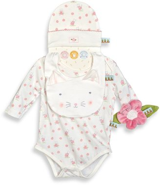 Bunnies by the Bay 4-Piece Kitty Cuddle Me Apparel Set