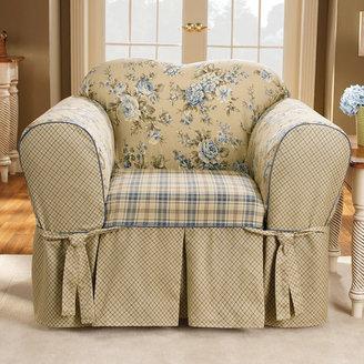 Sure Fit Lexington Club Chair Slipcover