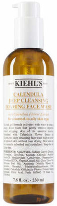 Kiehl's Since 1851 Calendula Deep Cleansing Foaming Face Wash, 7.8 oz $29 thestylecure.com