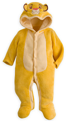Disney Simba Plush Romper for Baby