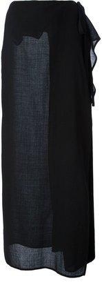 Gianfranco Ferré Pre-Owned 1990's Maxi Skirt
