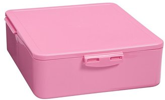 Pottery Barn Kids Spencer Bento Box Container, Pink