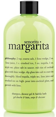 philosophy 'Senorita Margarita' Shampoo, Conditioner & Body Wash