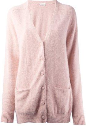 Saint Laurent v-neck cardigan
