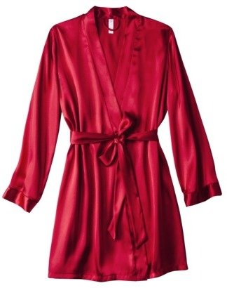 Gilligan & O'Malley® Women's Satin Robe - Assorted Colors