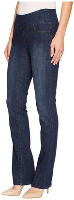 Jag Jeans Paley Pull-On Boot in Blue Shadow Women's Jeans