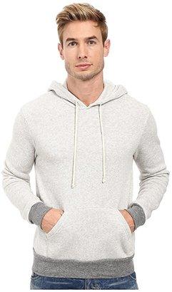 Alternative Challenger Pullover Hoodie (Eco Grey) Men's Long Sleeve Pullover