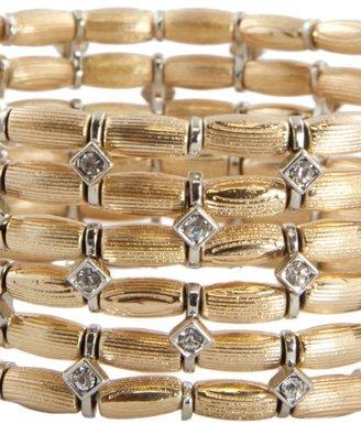 Style Tryst Bamboo Stretch Bracelet