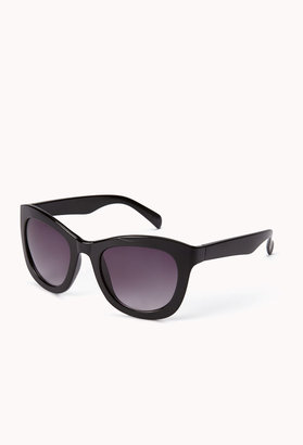 Forever 21 F5954 Cat-Eye Sunglasses
